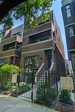 1117 N Wood Unit 1, Chicago, IL 60622 Noble Square