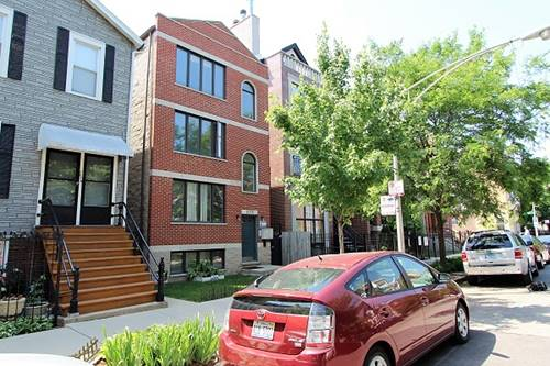 1078 N Hermitage Unit 3, Chicago, IL 60622 Noble Square