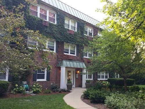 1414 Elmwood Unit 2A, Evanston, IL 60201