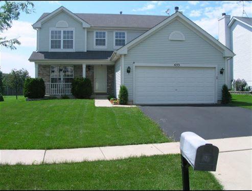633 Maple, Streamwood, IL 60107