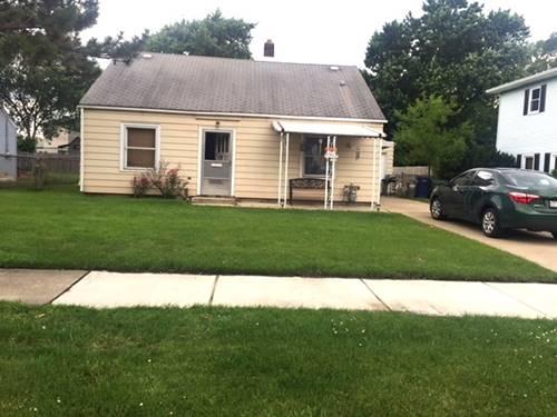 9236 Menard, Oak Lawn, IL 60453