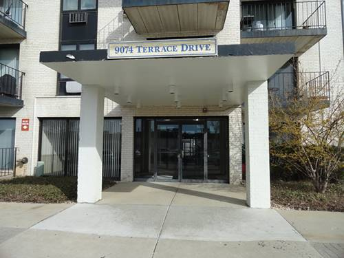 9074 W Terrace Unit 3K, Niles, IL 60714