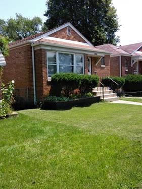 12611 S Throop, Calumet Park, IL 60827