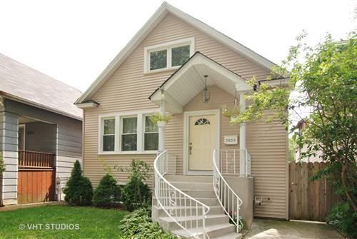 5855 W Warwick, Chicago, IL 60634