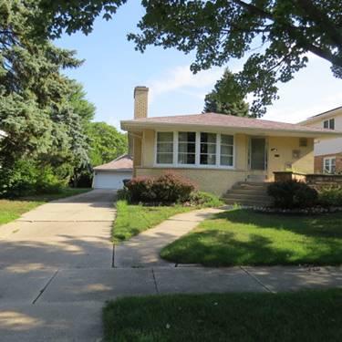 4612 W 100th, Oak Lawn, IL 60453
