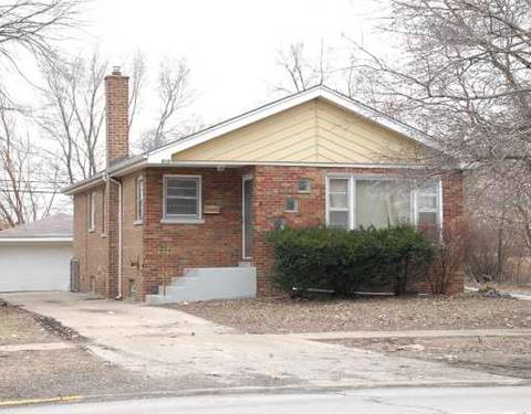 819 Sibley, Calumet City, IL 60409