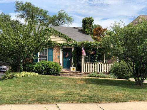 301 N Clinton, Elmhurst, IL 60126