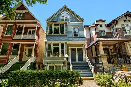 3420 N Greenview, Chicago, IL 60657 Lakeview