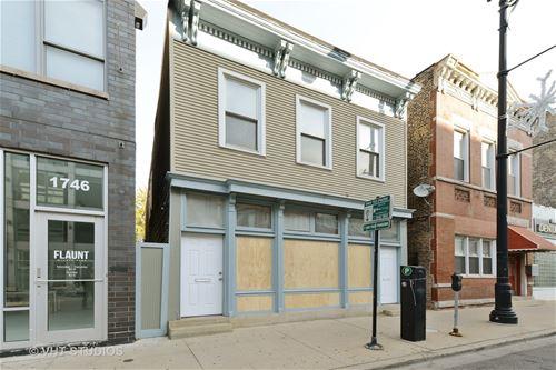 1742 W North Unit 2, Chicago, IL 60622 Bucktown