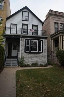 2720 W Logan, Chicago, IL 60647 Logan Square