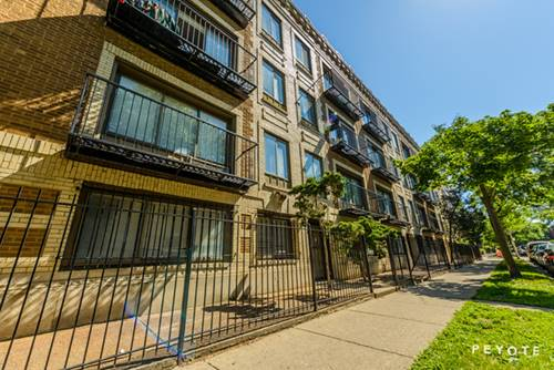 1024 W Ainslie Unit 2, Chicago, IL 60640