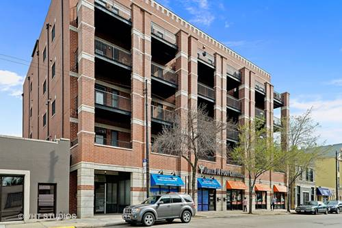2222 W Belmont Unit 402, Chicago, IL 60618 Roscoe Village