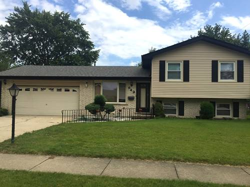 549 S Warrington, Des Plaines, IL 60016