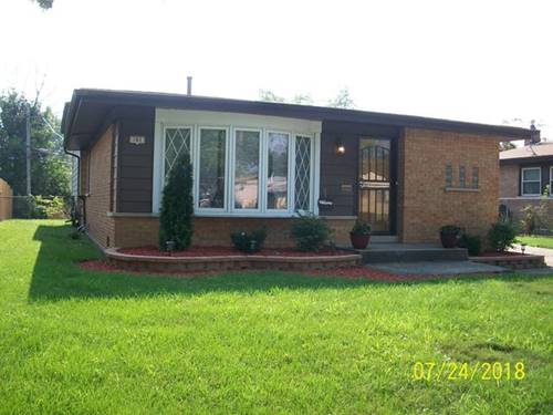161 Constance, Chicago Heights, IL 60411