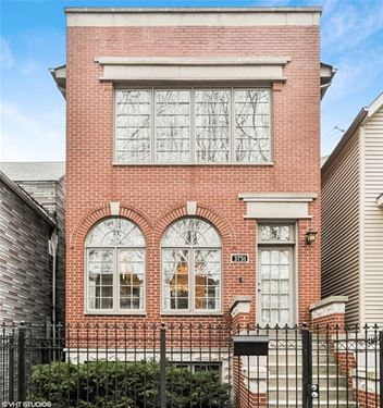 3751 N Hermitage, Chicago, IL 60613 Lakeview