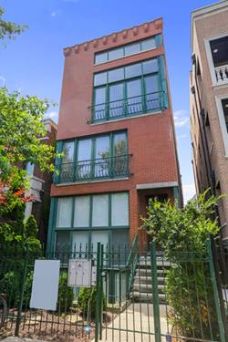 1426 N Cleveland Unit 3, Chicago, IL 60610 Old Town