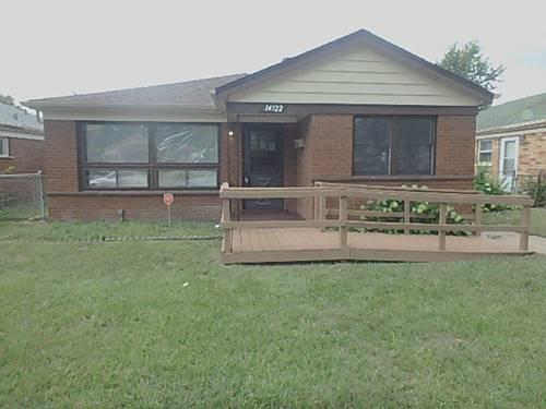 14722 Michigan, Dolton, IL 60419