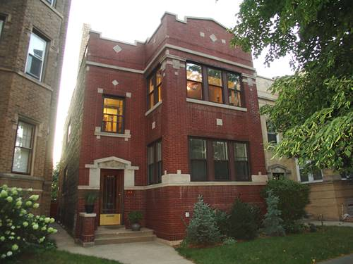 6428 N Seeley Unit 1, Chicago, IL 60645