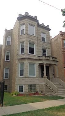 2640 N Sawyer Unit 3, Chicago, IL 60647 Logan Square