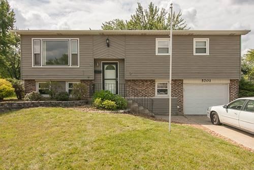 5701 Victoria, Oak Forest, IL 60452