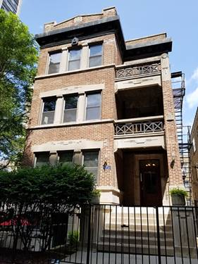 454 W Wrightwood Unit 4C, Chicago, IL 60614 Lincoln Park