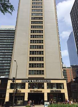 535 N Michigan Unit 1506, Chicago, IL 60611 Streeterville