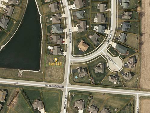 Lot 142 Martin, Sycamore, IL 60178