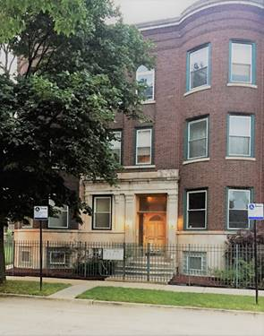 4720 S St Lawrence Unit 3N, Chicago, IL 60615