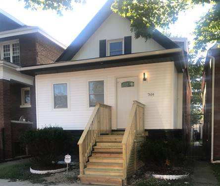 7614 S Vernon, Chicago, IL 60619