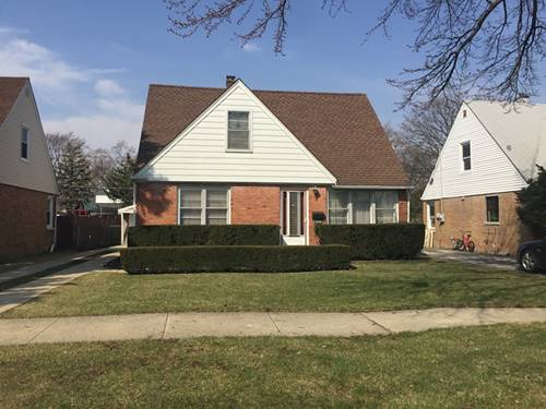 3118 Sunset, Franklin Park, IL 60131