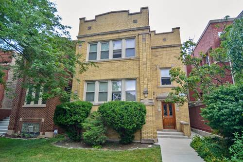 2512 W Eastwood, Chicago, IL 60625 Lincoln Square
