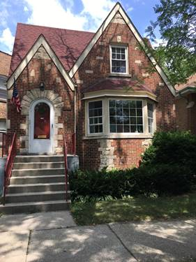 5304 W Pensacola, Chicago, IL 60641