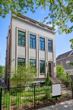 1518 W George, Chicago, IL 60657 Lakeview
