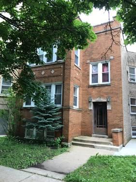 6324 N Artesian, Chicago, IL 60659