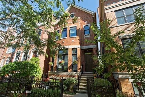 2709 N Paulina, Chicago, IL 60614 West Lincoln Park