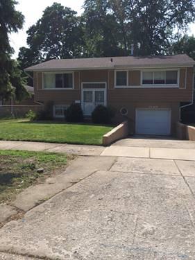 16408 Honore, Markham, IL 60426