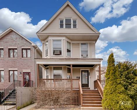 4226 N Bernard, Chicago, IL 60618