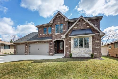 9809 S 51st, Oak Lawn, IL 60453