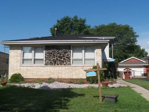 10824 S Kilbourn, Oak Lawn, IL 60453