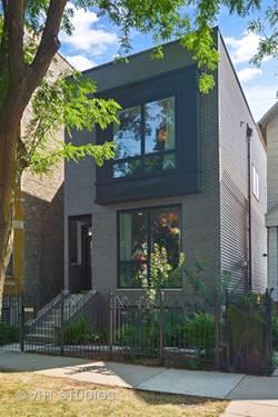 1703 N Fairfield, Chicago, IL 60647