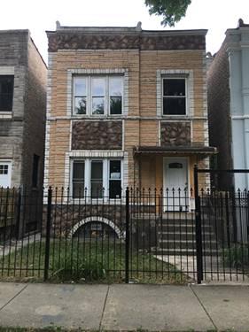 3531 W Le Moyne, Chicago, IL 60651