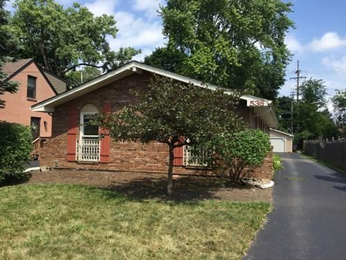 536 Mckinley, Libertyville, IL 60048