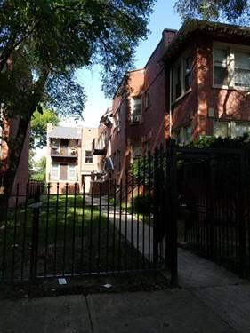 7650 S Eggleston, Chicago, IL 60620