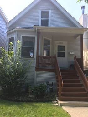 3450 N Hamlin, Chicago, IL 60618