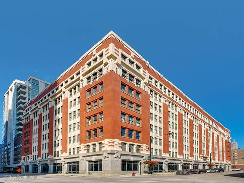 732 S Financial Unit 307, Chicago, IL 60605 South Loop