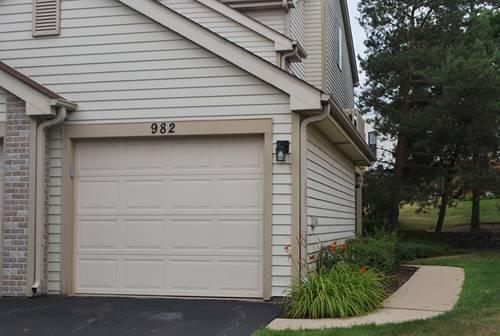 982 Butter Creek Unit 982, Hoffman Estates, IL 60169