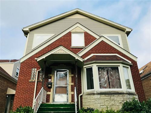 4138 N Parkside, Chicago, IL 60634