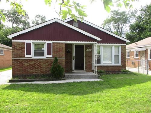 14838 Wabash, Dolton, IL 60419