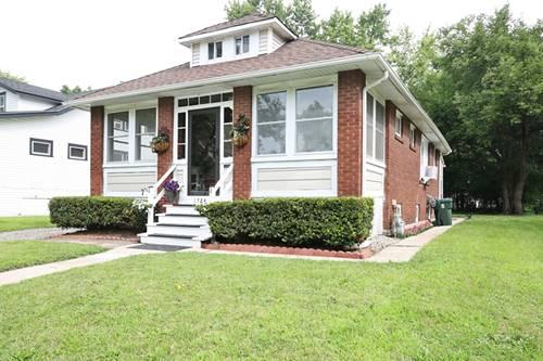 1724 Linden, Homewood, IL 60430