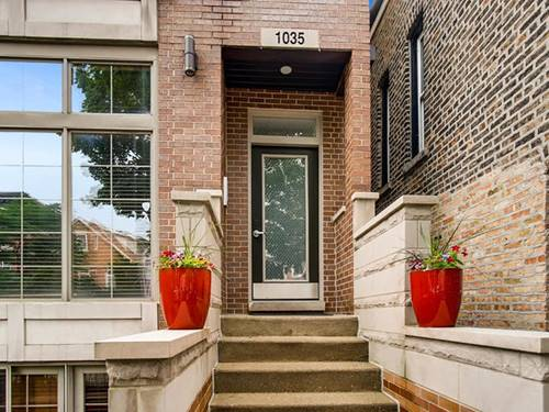1035 N Hermitage Unit 2, Chicago, IL 60622 Noble Square